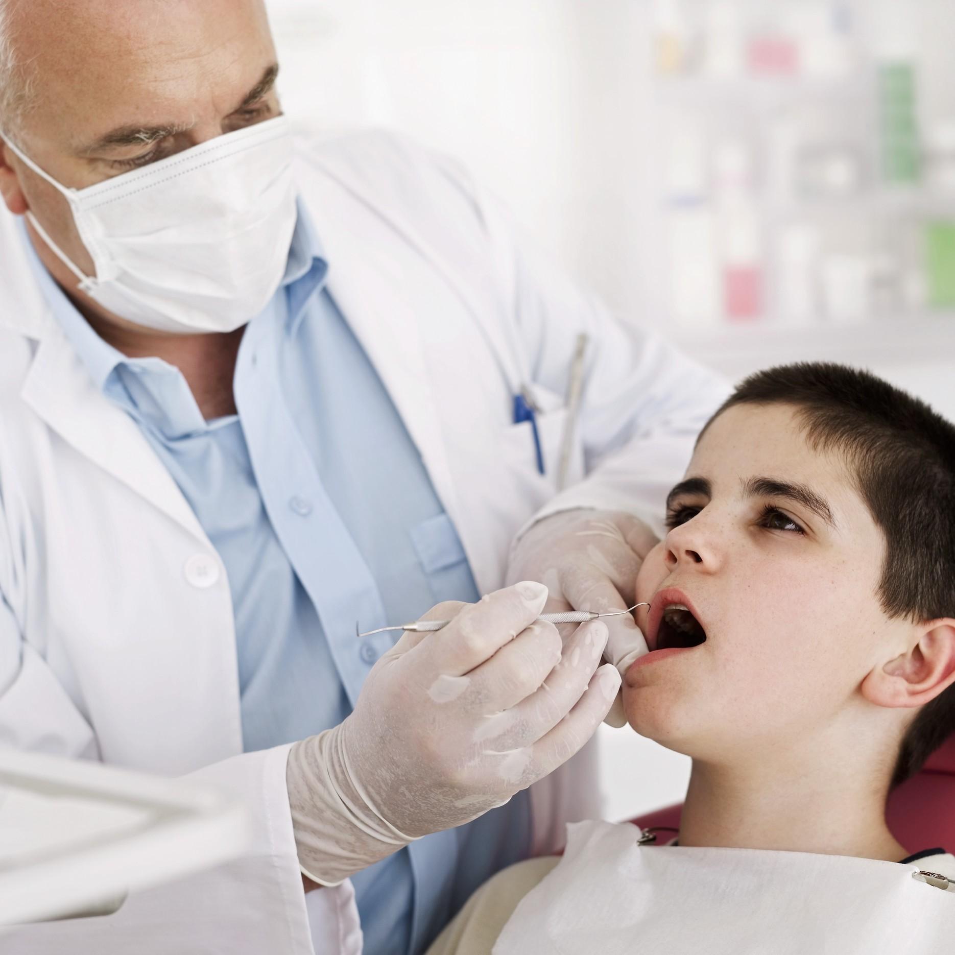 dental services for kids