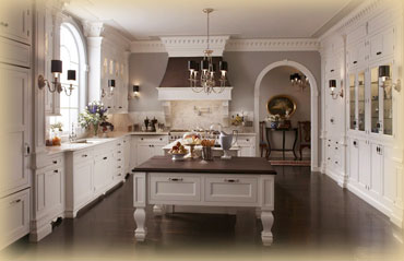 Amazing Socialites Go For Designer Kitchens