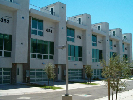 Telling Between Lofts Town Homes And Condos