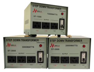 Transformer-Step-down-Box-Type