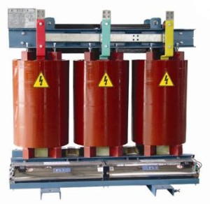 10Kv_SC_B_11_series_three-phase_resin-insulated_dry-type_power_transformer