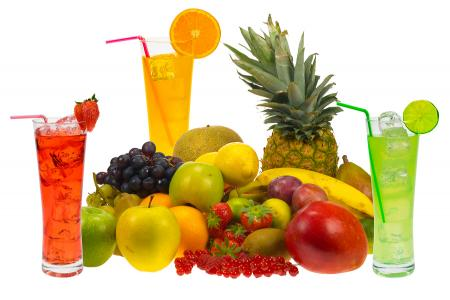 acidic fruits is 100 fruit juice healthy
