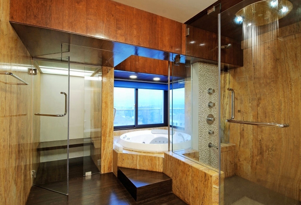 sharp apartment bathroom bedroom dining room kitchen favimcom - Kitchen Bathroom Design