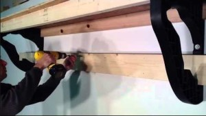 diy-garage-shelves