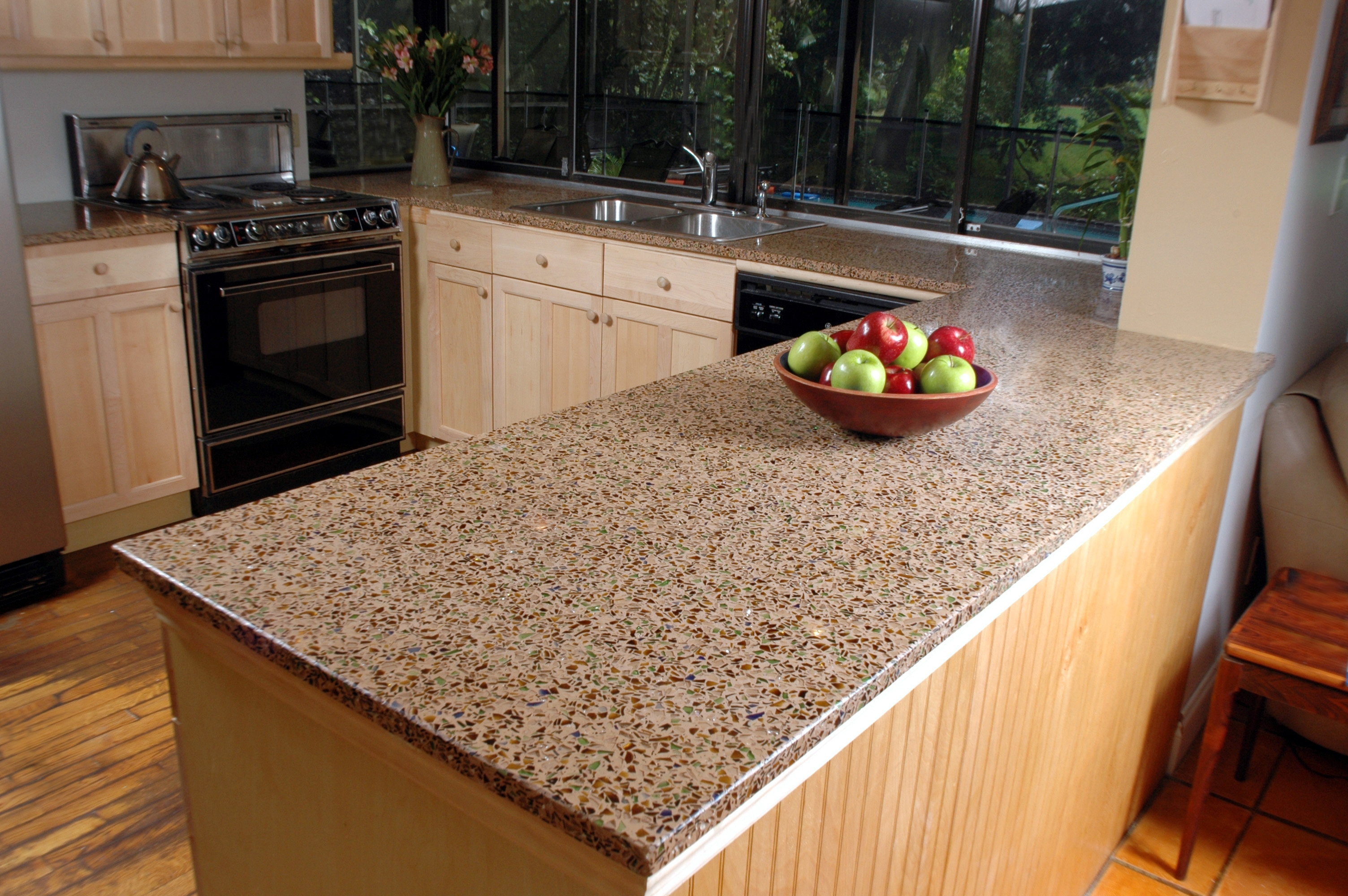 Give Your Kitchen A Facelift With New Stone Countertops