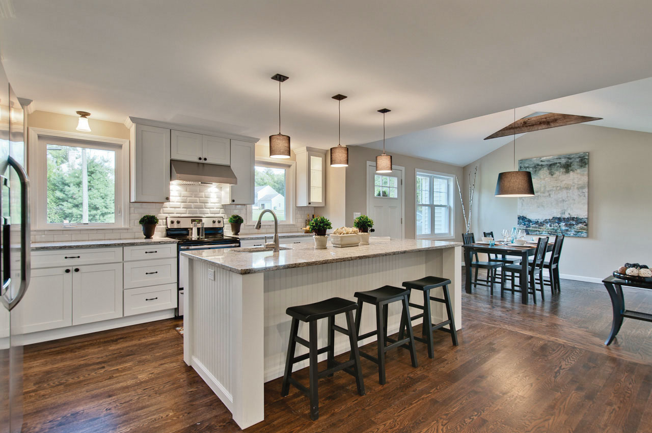 Kitchen Island Designs That You Can Dine On | Philadelphia ...